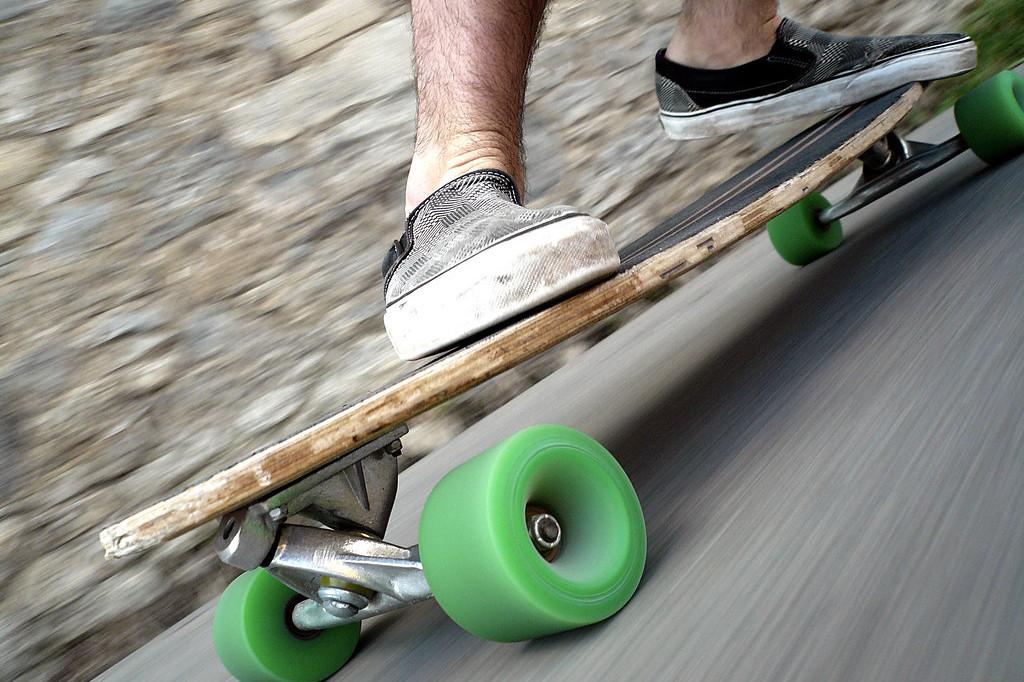 mejores sitios para hacer longboard