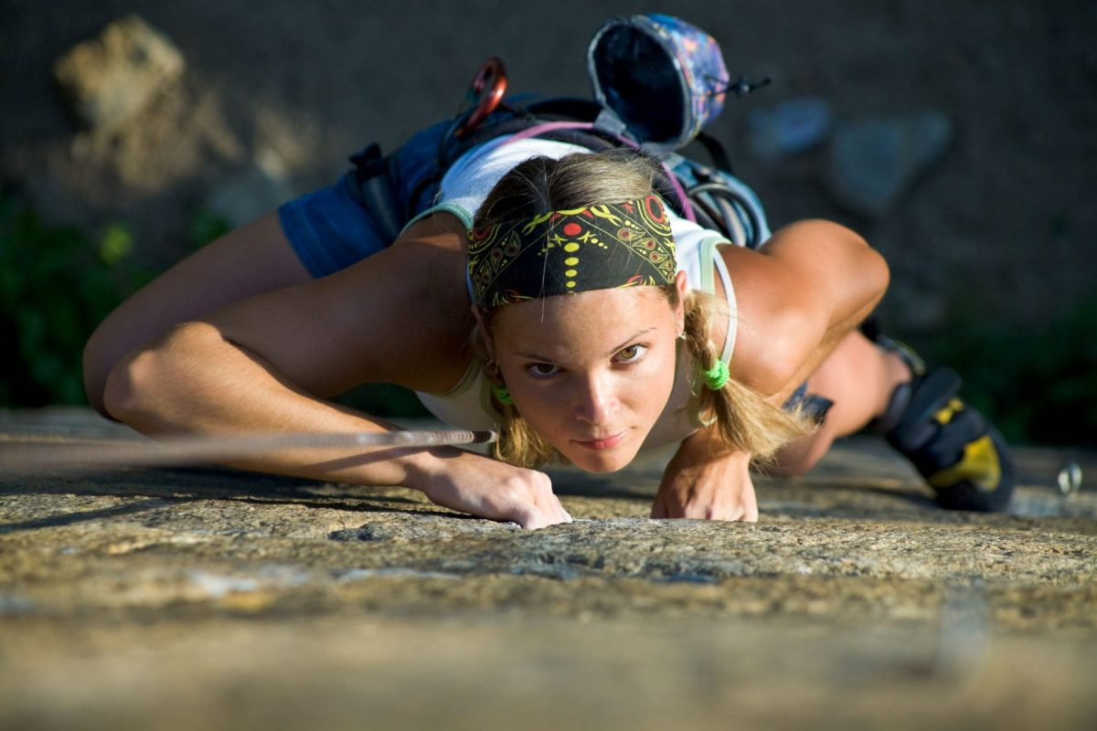 Tipos de escalada