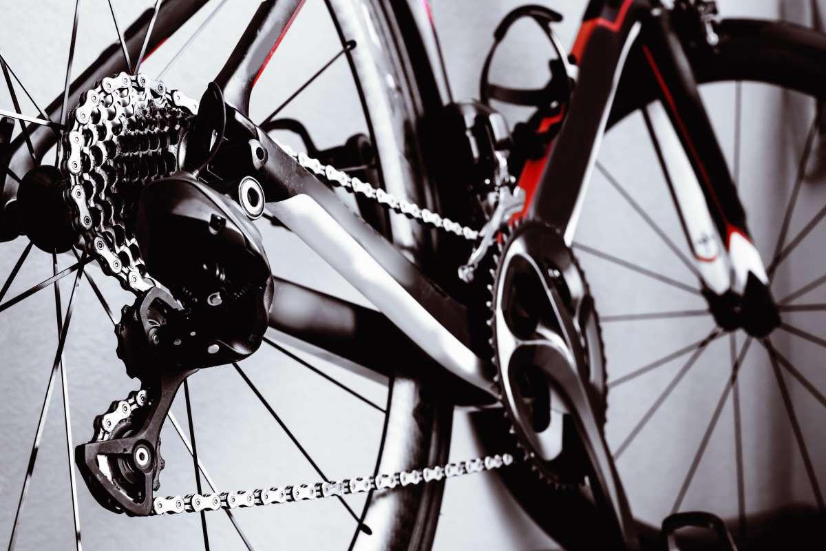 Ajustar cambios bicicleta