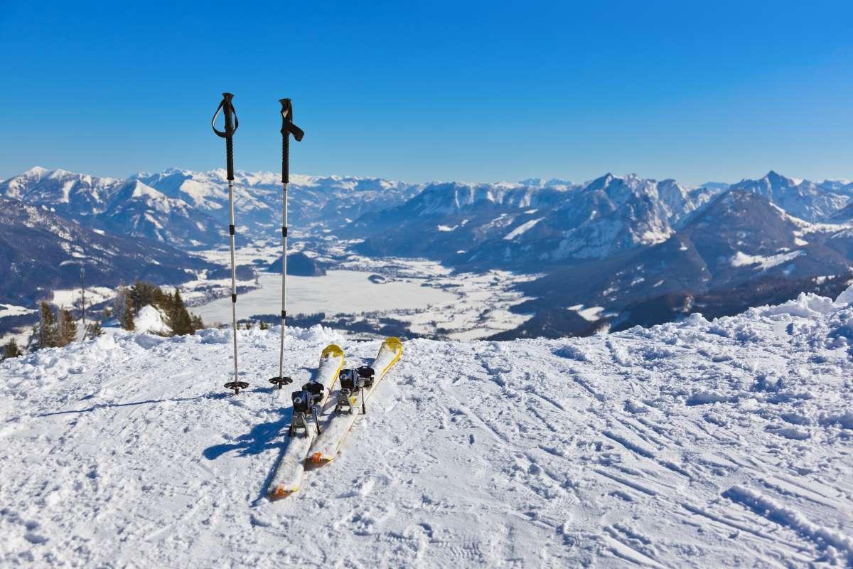 Bastones de esquí