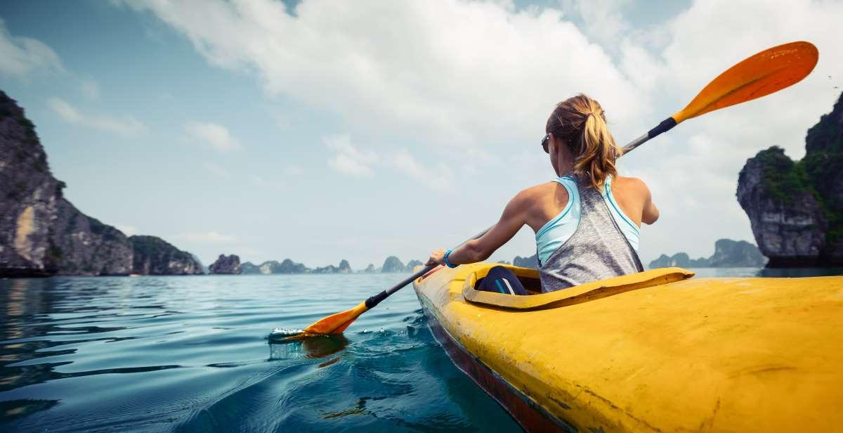 Como reparar un kayak