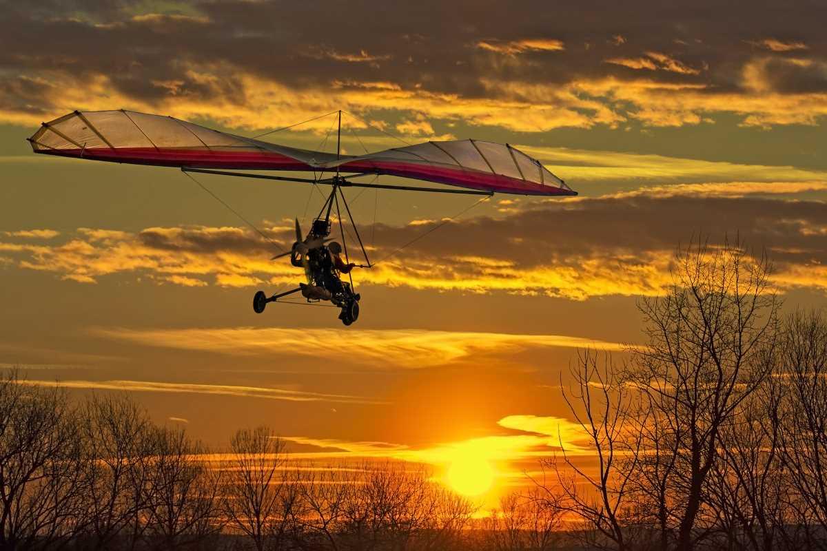 Como volar Ala Delta minitrikes