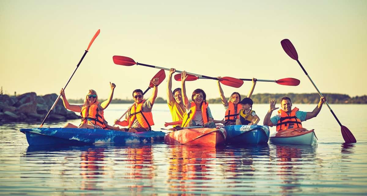 Consejos kayak