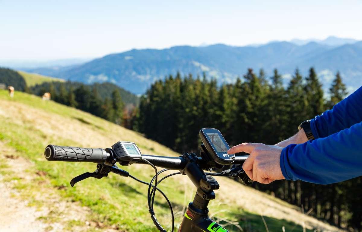 GPS bicicleta MTB