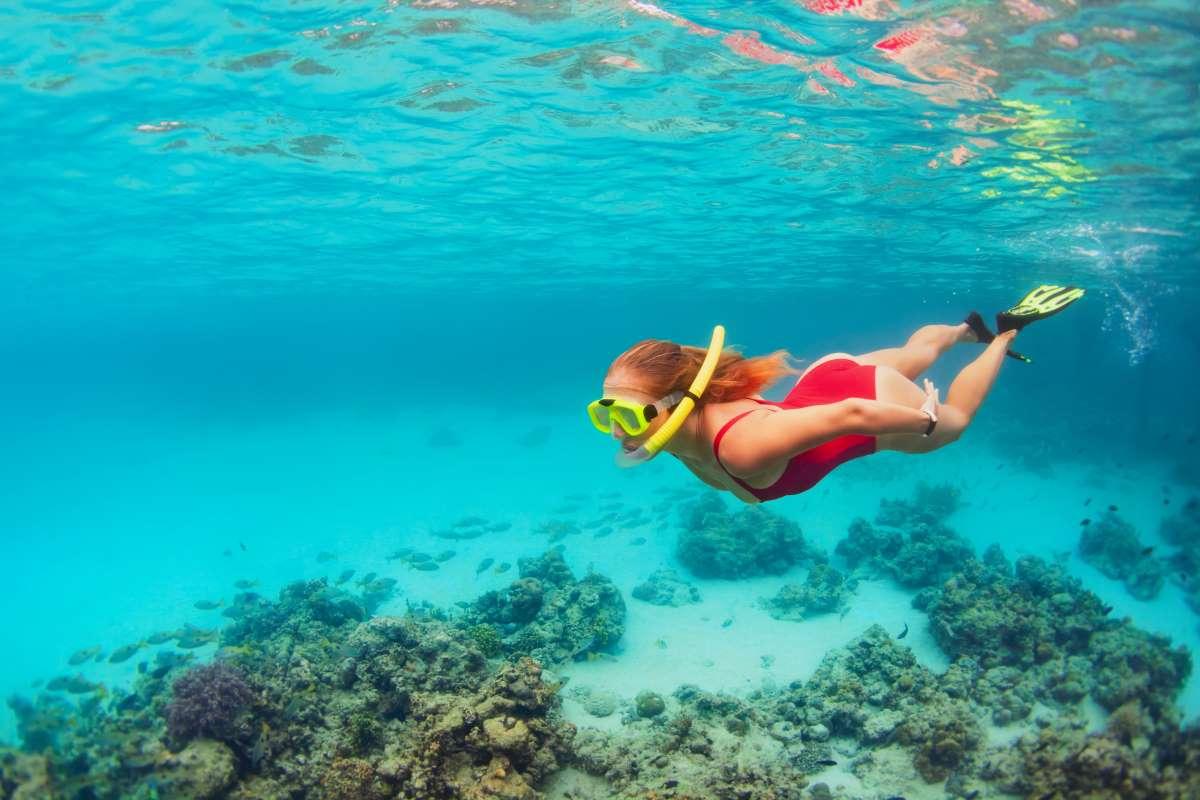 Mejores sitios hacer Snorkel España