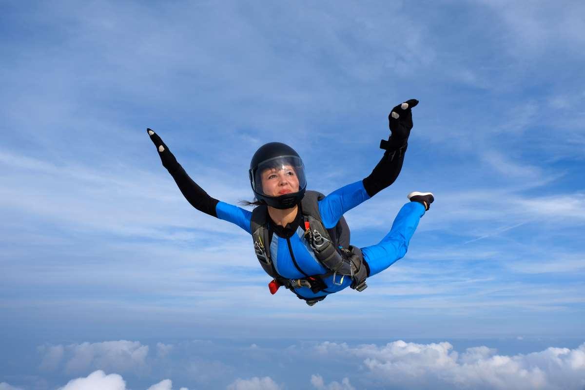 Paracaidismo indoor vs paracaidismo tradicional