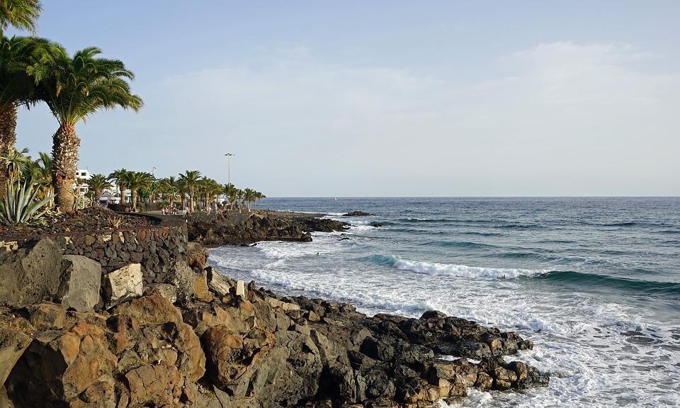 Playa del carmen - Lanzarote