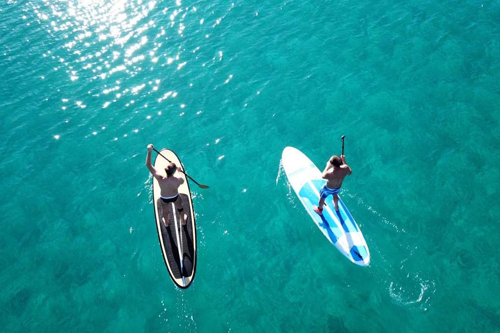 Que es paddle surf