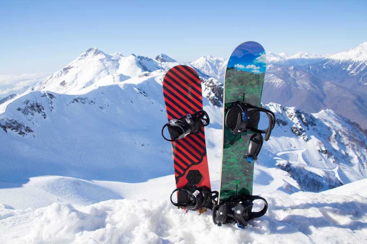 Regular o goofy snowboard