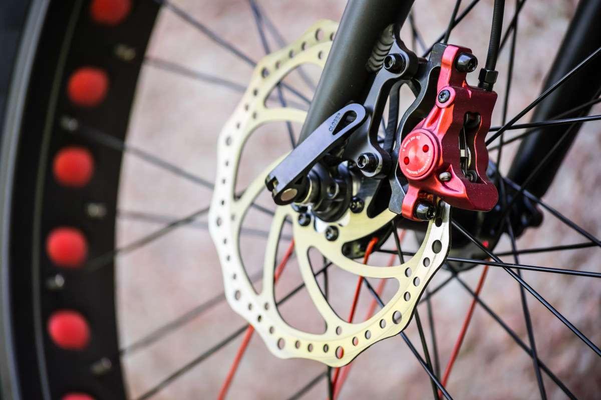 Tipos de frenos de bicicleta
