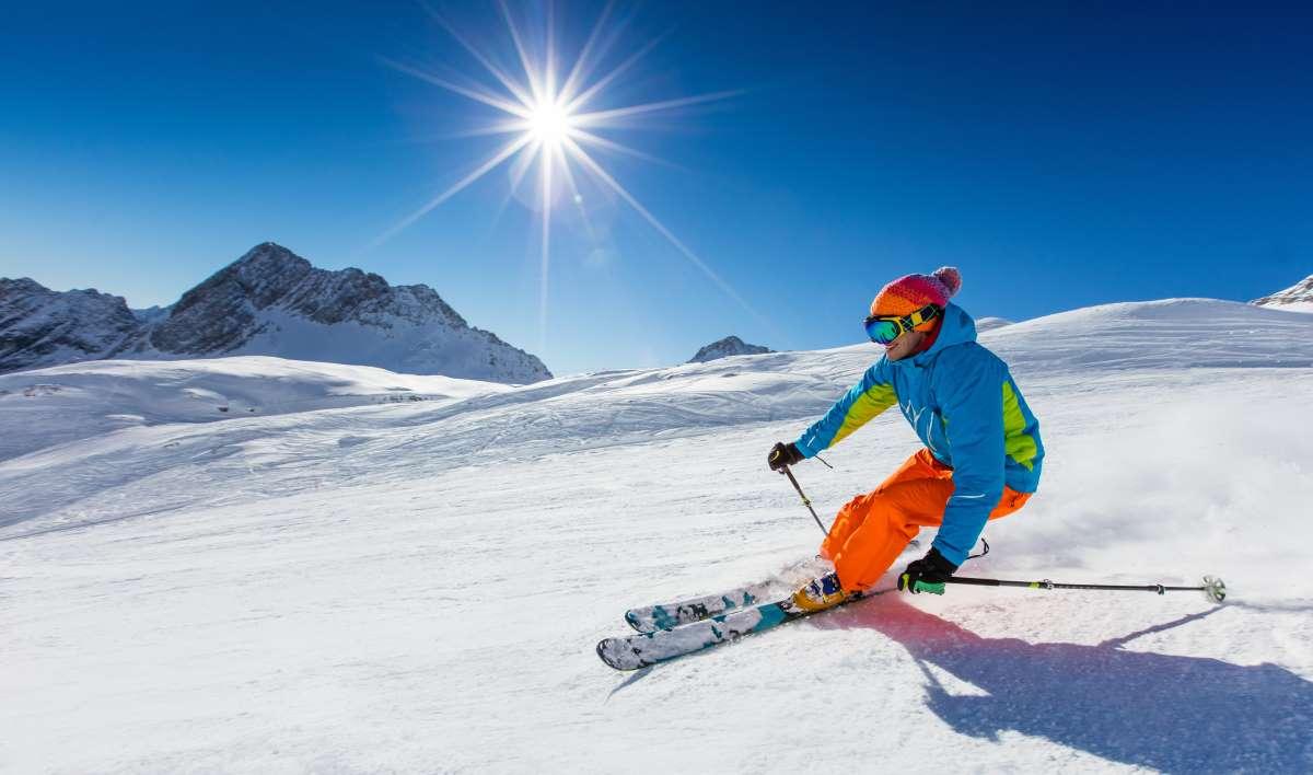 Tipos de modalidades de esqui