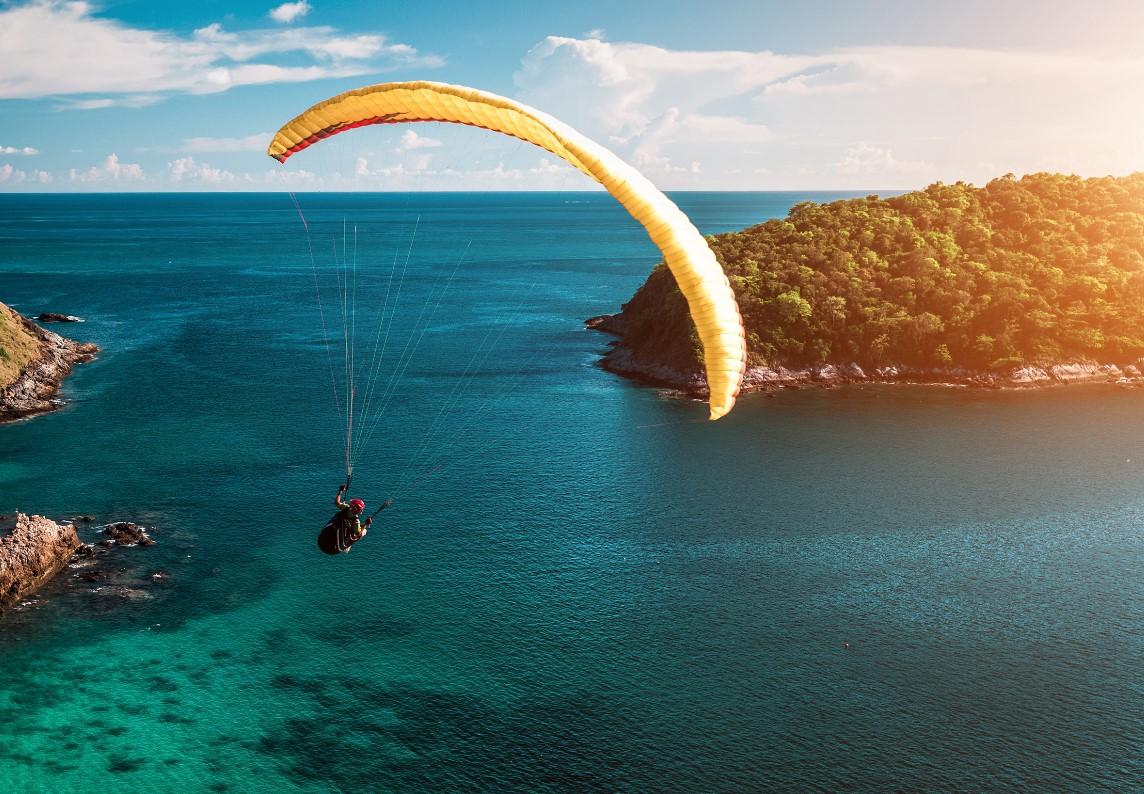 Tipos de paracaídas