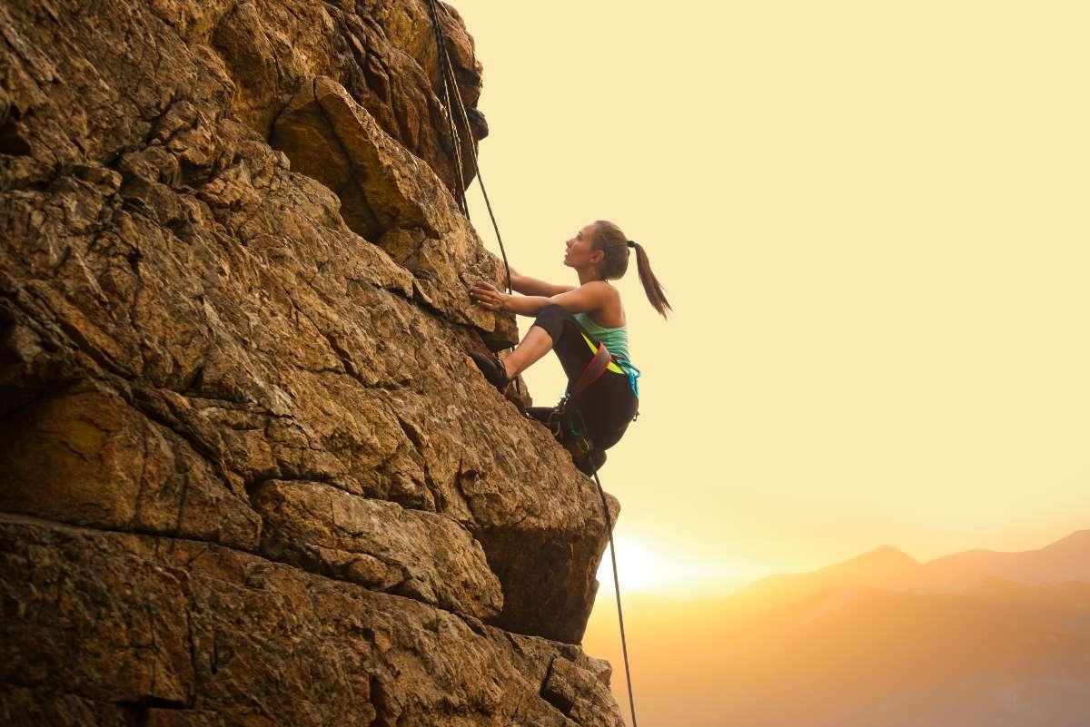 Tipos de roca para escalar