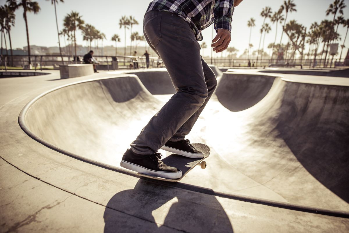 Trucos básicos de skate