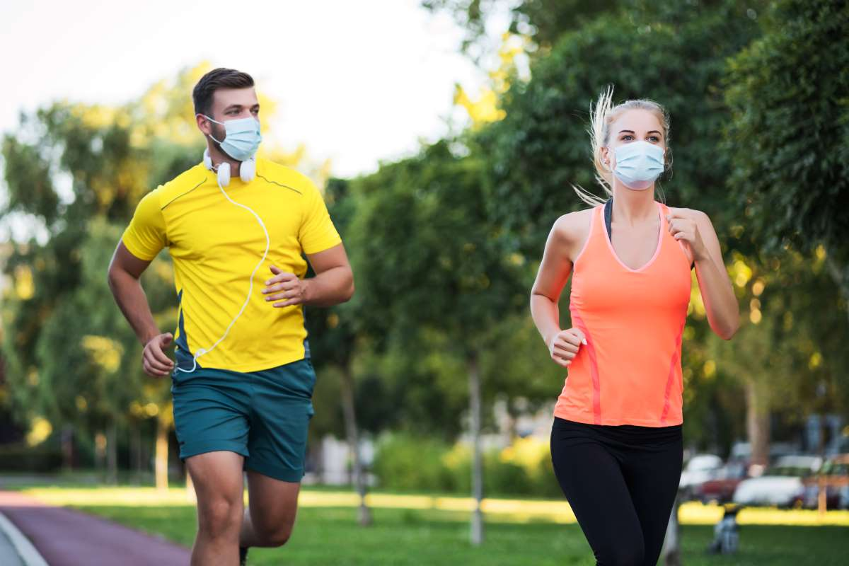 deporte riesgo contagio covid