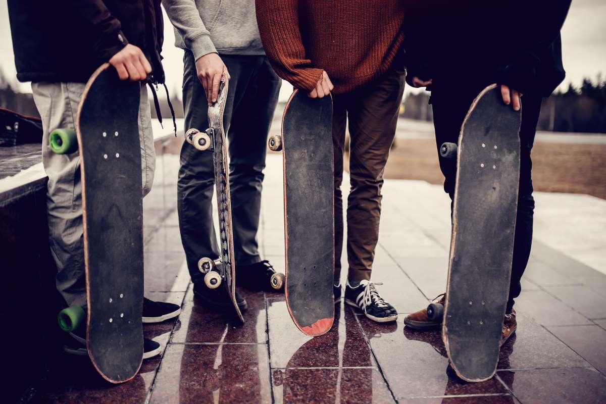 diferencias skate cruiser y longboard