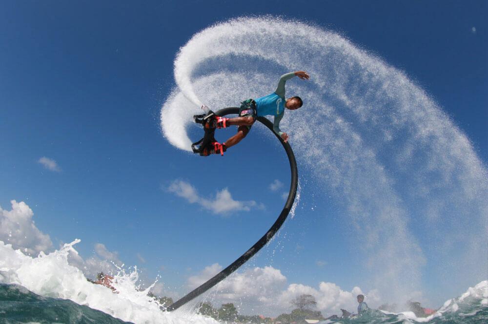 practicar flyboard