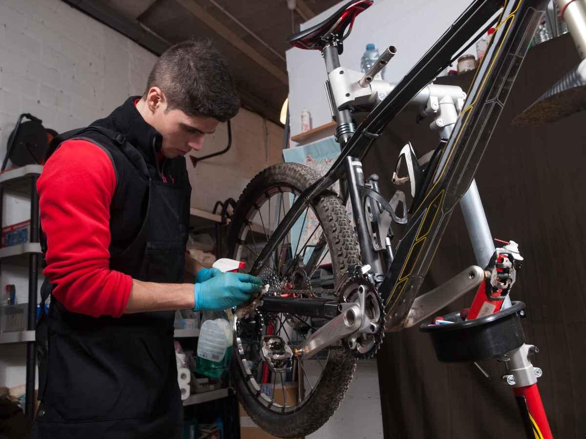 Mantenimiento de una MTB. Consejos para estrenar bici en cada ruta