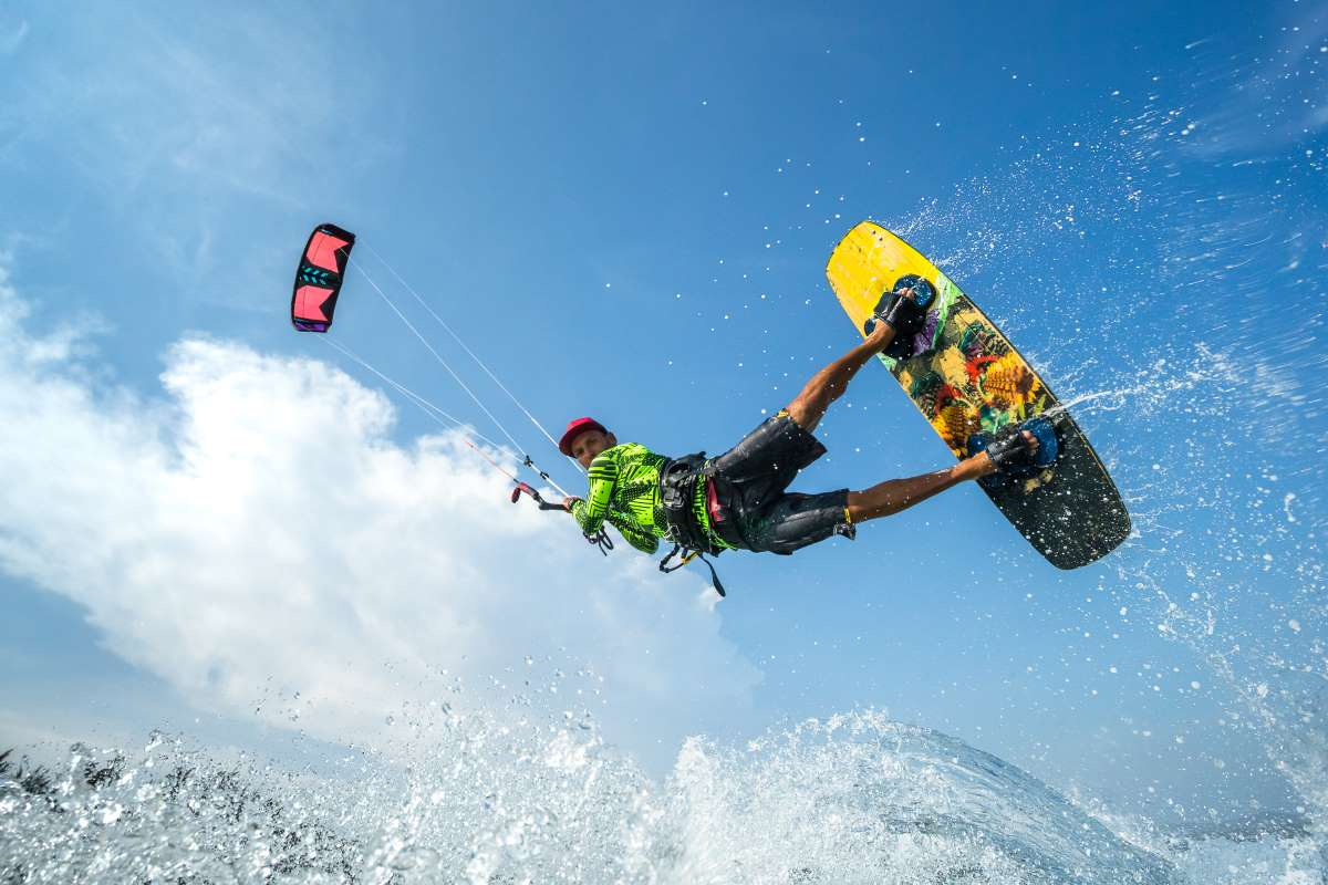 mejor equipo kitesurf