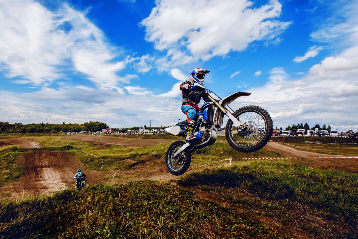 moto enduro principiantes