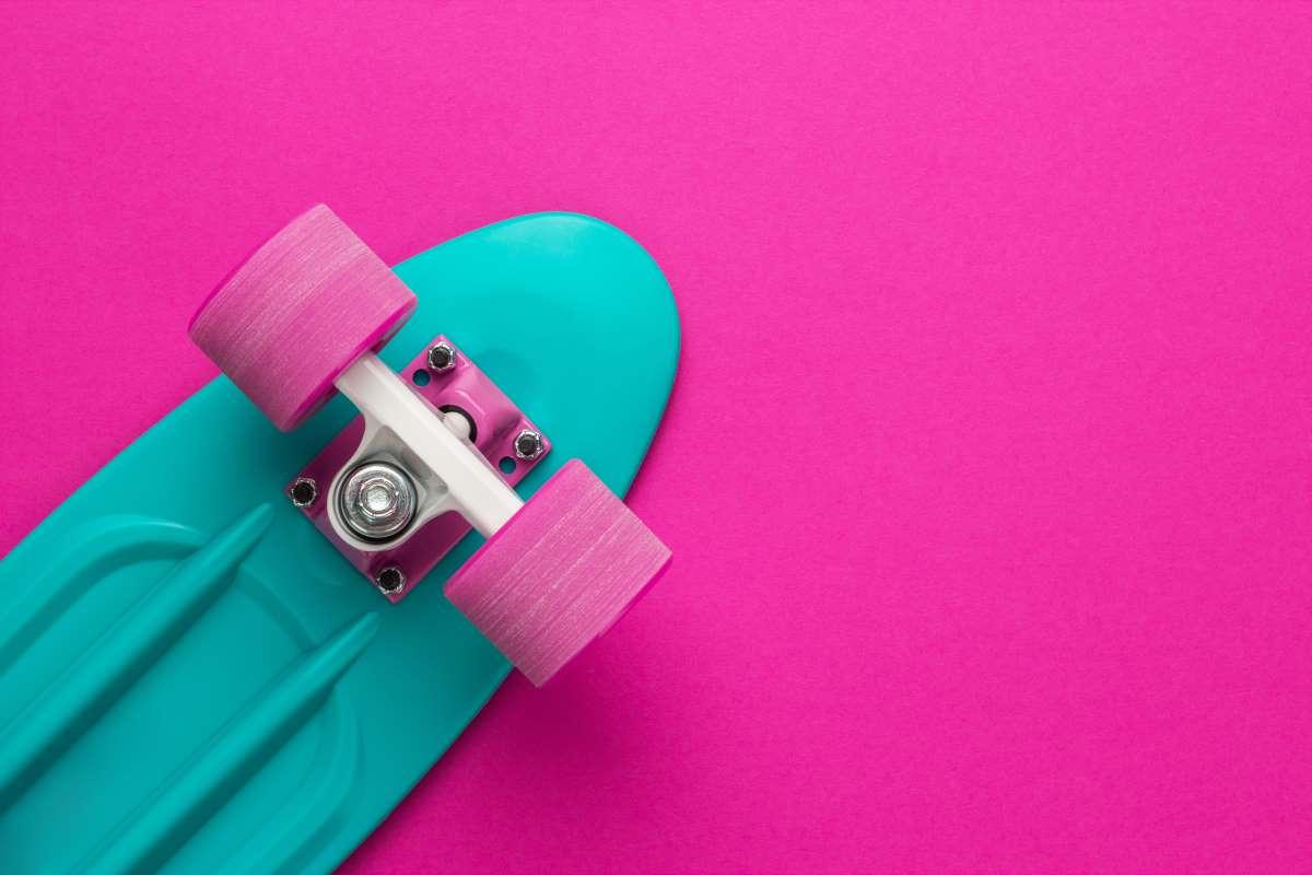 partes de un skate