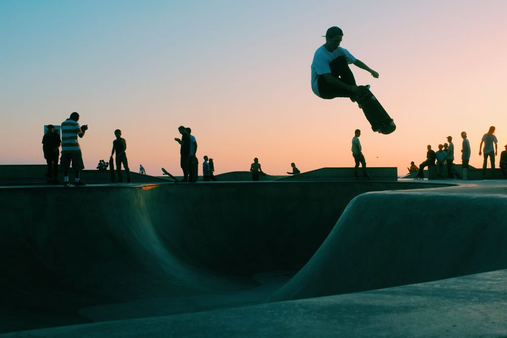 Los mejores parques de Skate en España