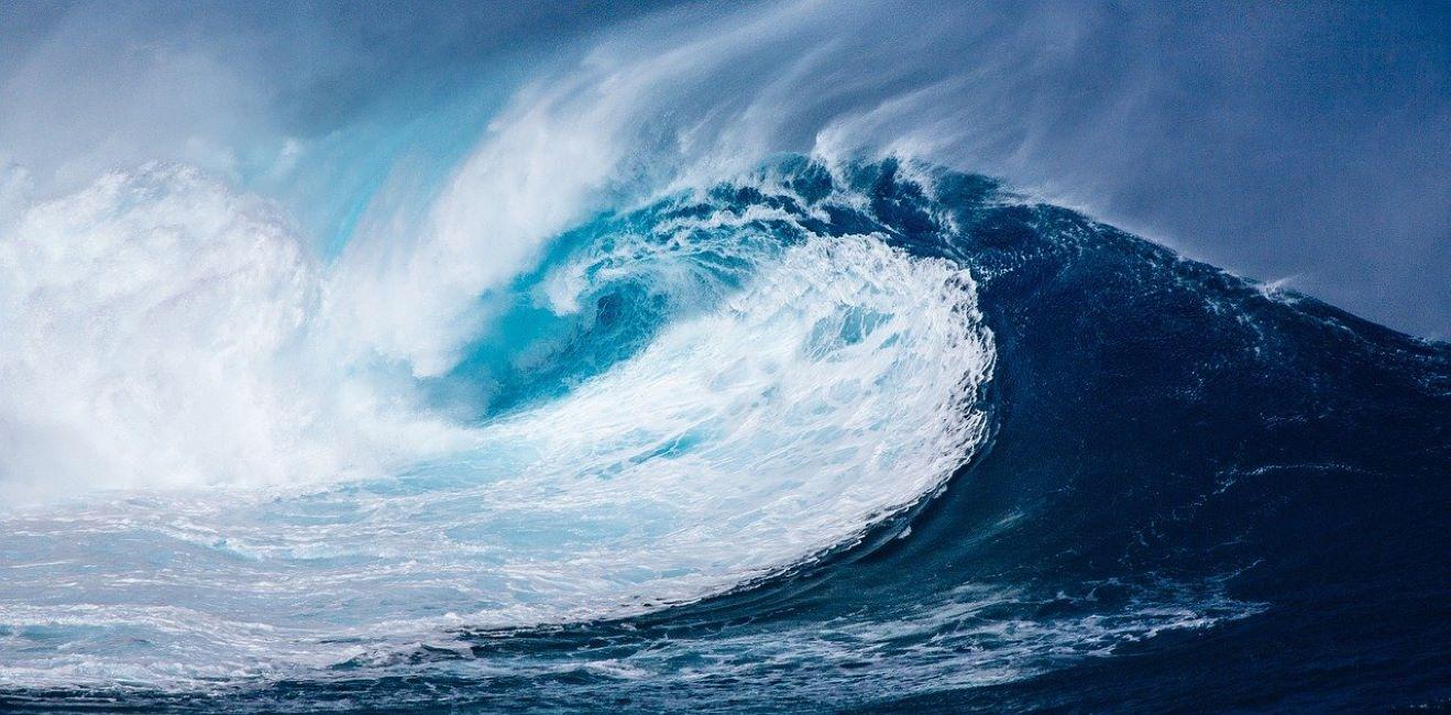 las mayores olas