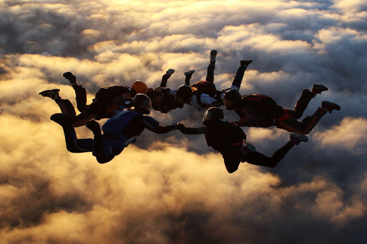 tipos de paracaidismo