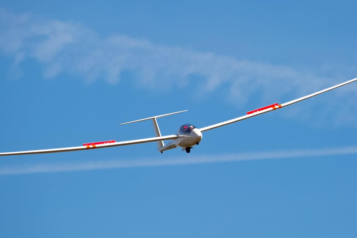 vuelo sin motor
